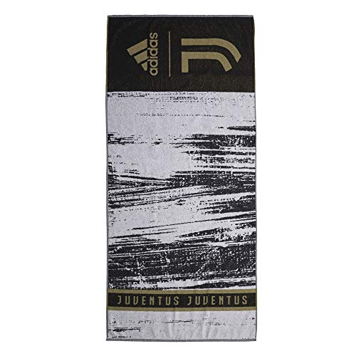 adidas Juve Towel Duschtuch (one Size, Black)