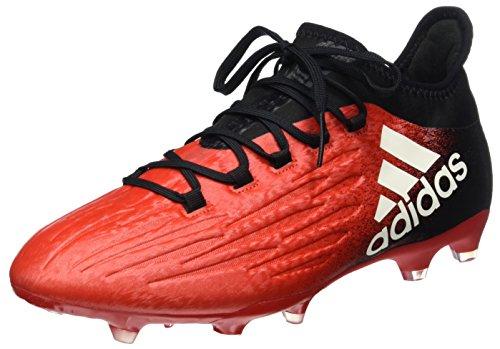 adidas adidas Herren X 16.2 FG Stiefel, Rot (Red/FTWR White/core Black), 42 EU