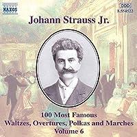 100 Most Famous Waltzes/Ovts/P