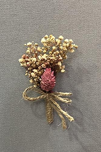 Hayalperest Lachs Chip Kragen Blume Braut, Hochzeit, Brautstrauß, Brautblume, Hand Blume, Zeremonie, Blume
