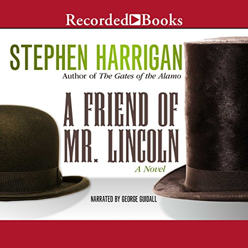 A Friend of Mr. Lincoln cover art