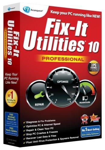 Fix It Utilities 10 Professional