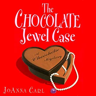 The Chocolate Jewel Case audiobook cover art