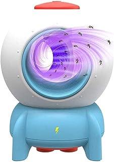 Skysep Eléctrico Portátil Lámpara Antimosquitos Trampas para Insectos Mosquitos Eléctrico para Mata Insectos con Luz Ultravioleta Carga USB LED Sin Repelente