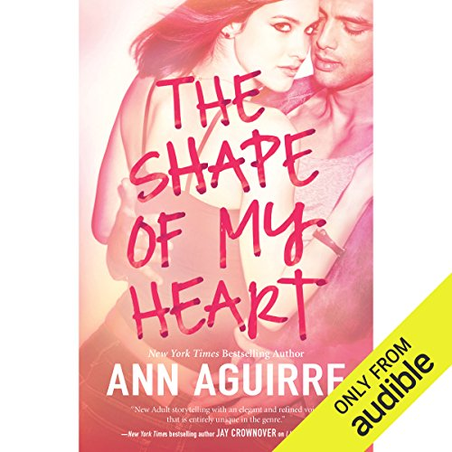 The Shape of My Heart audiobook cover art