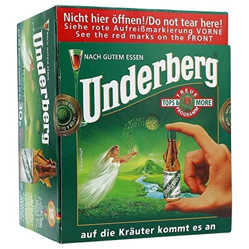 Underberg 44% 30 x 0,02 ltr