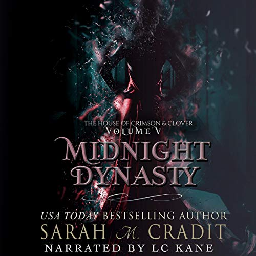 Midnight Dynasty Audiobook By Sarah M. Cradit cover art
