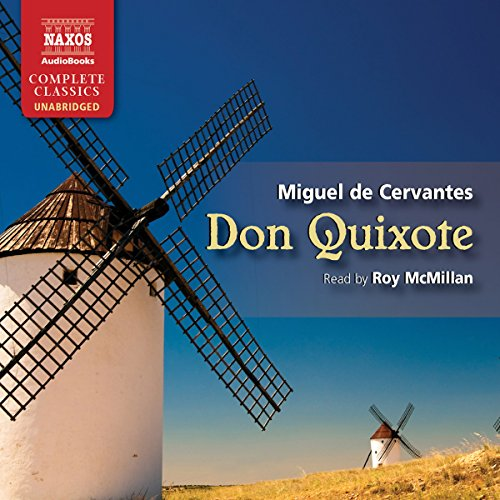 Page de couverture de Don Quixote