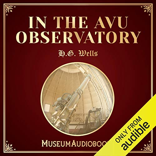 In the Avu Observatory audiobook cover art