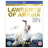Lawrence of Arabia (Blu-ray + UV Copy) [1962][Region Free]