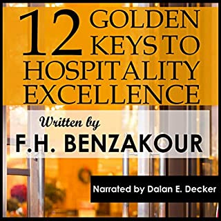 12 Golden Keys to Hospitality Excellence cover art