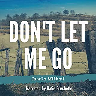 Don't Let Me Go audiobook cover art