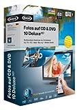 Magix Fotos auf CD & DVD 10 Deluxe - Software de video (Alemán, Caja, AVI,MOV, MP3,OGG,WAV, BMP,GIF,JPG,TIF, PC)