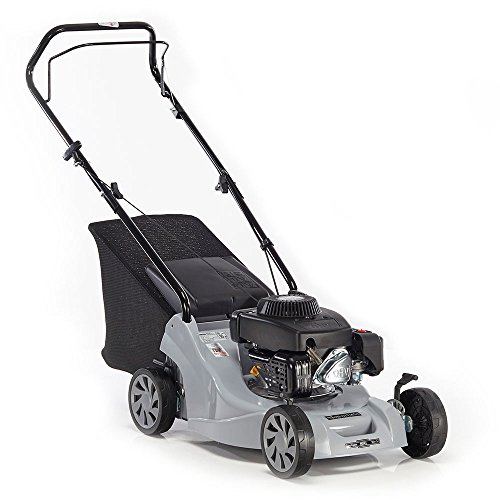 Mountfield 297411028/AMZ / 394 P-B Petrol Rotary Lawnmower, Grey