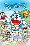 1000 Piece Jigsaw Puzzles For Adults Kids   Doraemon Poster   Family Fun Jigsaws Puzzles For Adults Teens DIY Home Entertainment Toys38X26Cm
