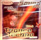 Magix Sound Pool Vol 2 Trance Techno für Music Maker V2000