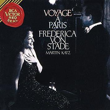 Frederica von Stade - A Voyage a Paris