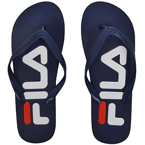 Chanclas Fila Troy Slipper Dress Blue