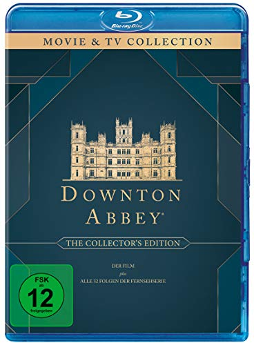 Downton Abbey - Collector's Edition + Film [Blu-ray]