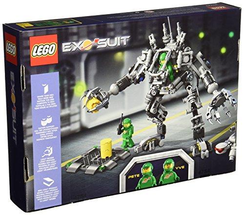 LEGO Cuusoo 21109 Exo Suit 4