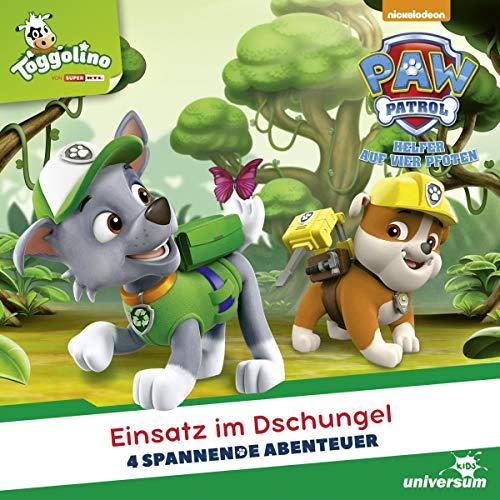 Einsatz im Dschungel Titelbild