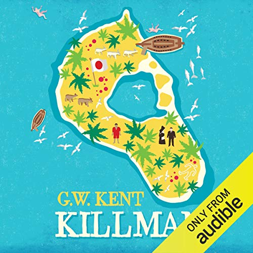 Killman audiobook cover art