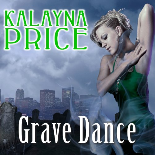 Grave Dance audiobook cover art