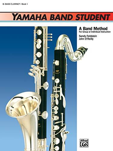 Yamaha Band Student - Book 1 (Bass Clarinet)
