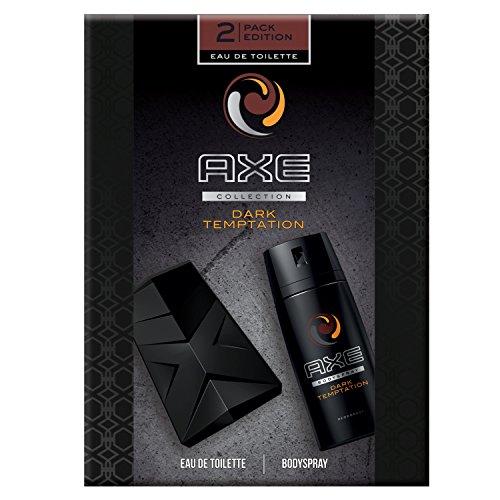 Axe Coffret Noel 2017Dark Temptation de Eau de Toilette + Desodorante
