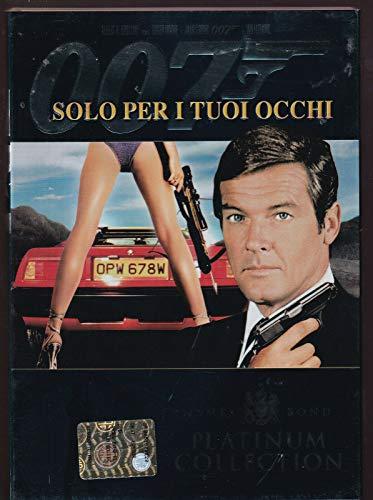 EBOND 007 Solo Per i Tuoi Occhi DVD Editoriale