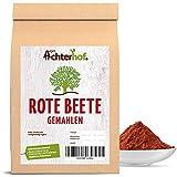 100 g Rote Beete Pulver getrocknet gemahlen zum Kochen oder Färben natürlich vom-Achterhof