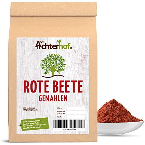 250g Rote Beete Pulver zum Kochen oder färben natürlich vom-Achterhof