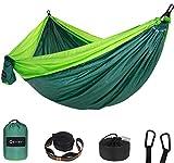 Best Camping Hammocks - Btrwor Portable Hammock Camping Double & Single Review