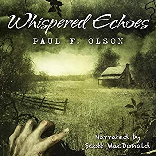 Whispered Echoes audiobook cover art