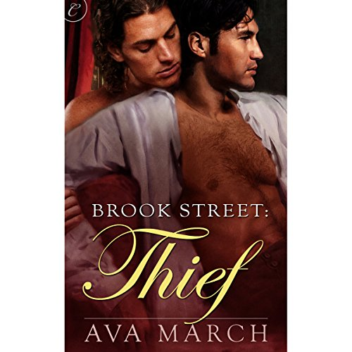 Brook Street: Thief audiobook cover art