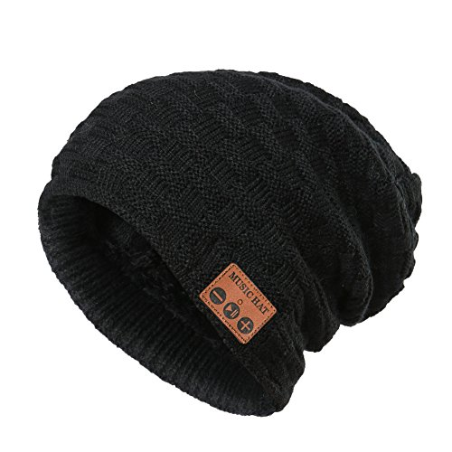 Wireless Bluetooth Beanie,Unisex Outdoor...