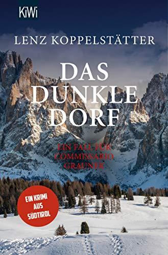 Buchseite und Rezensionen zu 'Das dunkle Dorf' von Lenz Koppelstätter