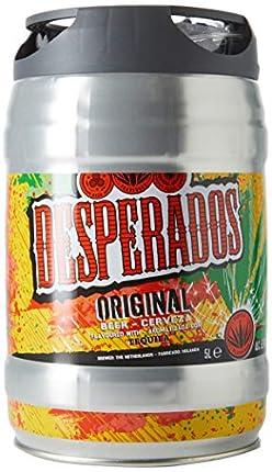 Desperados Cerveza Barril, 5L