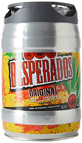 Desperados Beer Barrel - 5 L