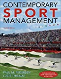 Contemporary Sport Management 6th Edition with Web Study Guide - PEDERSEN