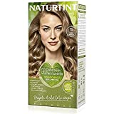 Naturtint | Coloración sin amoniaco | 100% cobertura de canas | Ingredientes vegetales | Color natural y duradero | 7G Rubio Dorado | 170ml