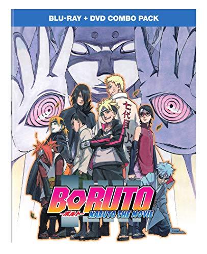 BORUTO - NARUTO THE MOVIE - BORUTO - NARUTO THE MOVIE (2 Blu-ray)