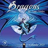 Dragons by Anne Stokes Wall Calendar 2021 (Art Calendar)