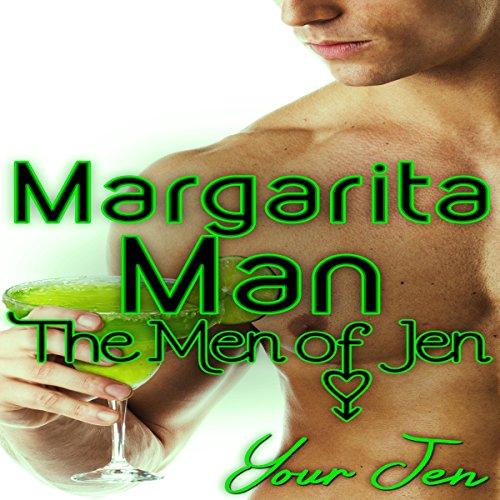 Margarita Man audiobook cover art