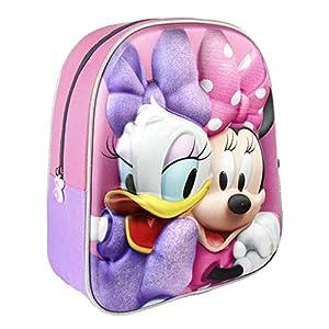 51fOLQ MuJL. SS300  - Minnie Mouse CD-21-2103 2018 Mochila Infantil, 40 cm, Multicolor
