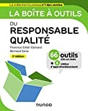 La boîte à outils du responsable qualité - 3e ed.