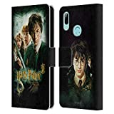 Head Case Designs Officiel Harry Potter Movie Poster Chamber of Secrets III Coque en Cuir à...