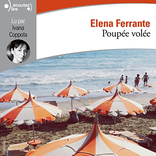 Poupée volée audiobook cover art
