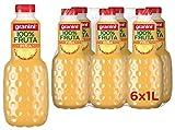 Granini sin azúcar añadido zumo 100 % frutas, zumo piña sin azúcares añadidos, zumos granini - pack 6 unidades de 1L