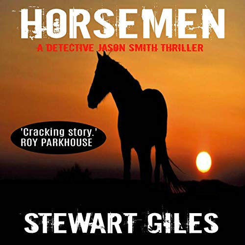Horsemen cover art
